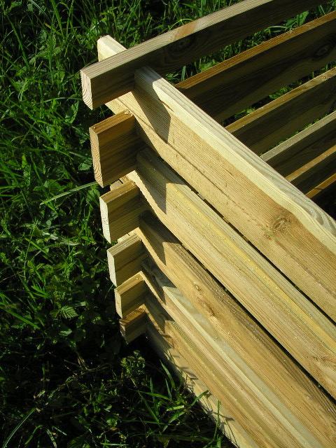 Composteur Bois Non Traite : Composteur-Bac ? Composte toilette s?che – toilettes seches
