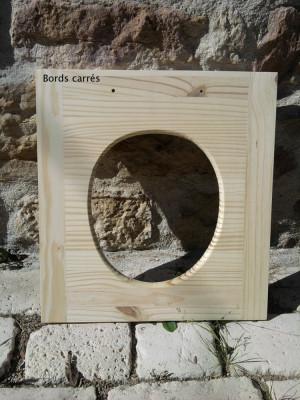 Support de lunette de WC pour fabriquer une toilette sèche.