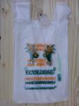sacs poubelle 35 litres biodégradables et compostables fabriqués à base d'amidon de maïs sans OGM