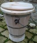 toilette ronde