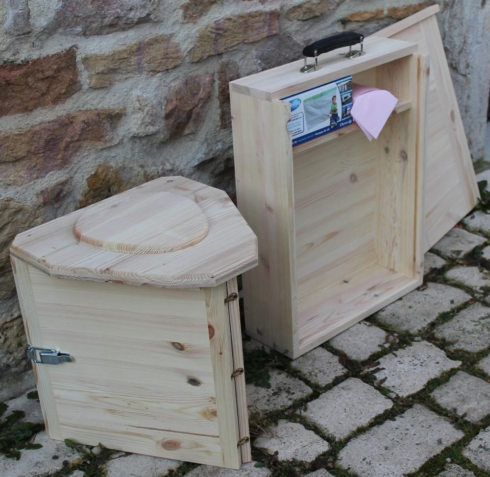 wc de camping et toilette de voyage toilettes s ches. Black Bedroom Furniture Sets. Home Design Ideas