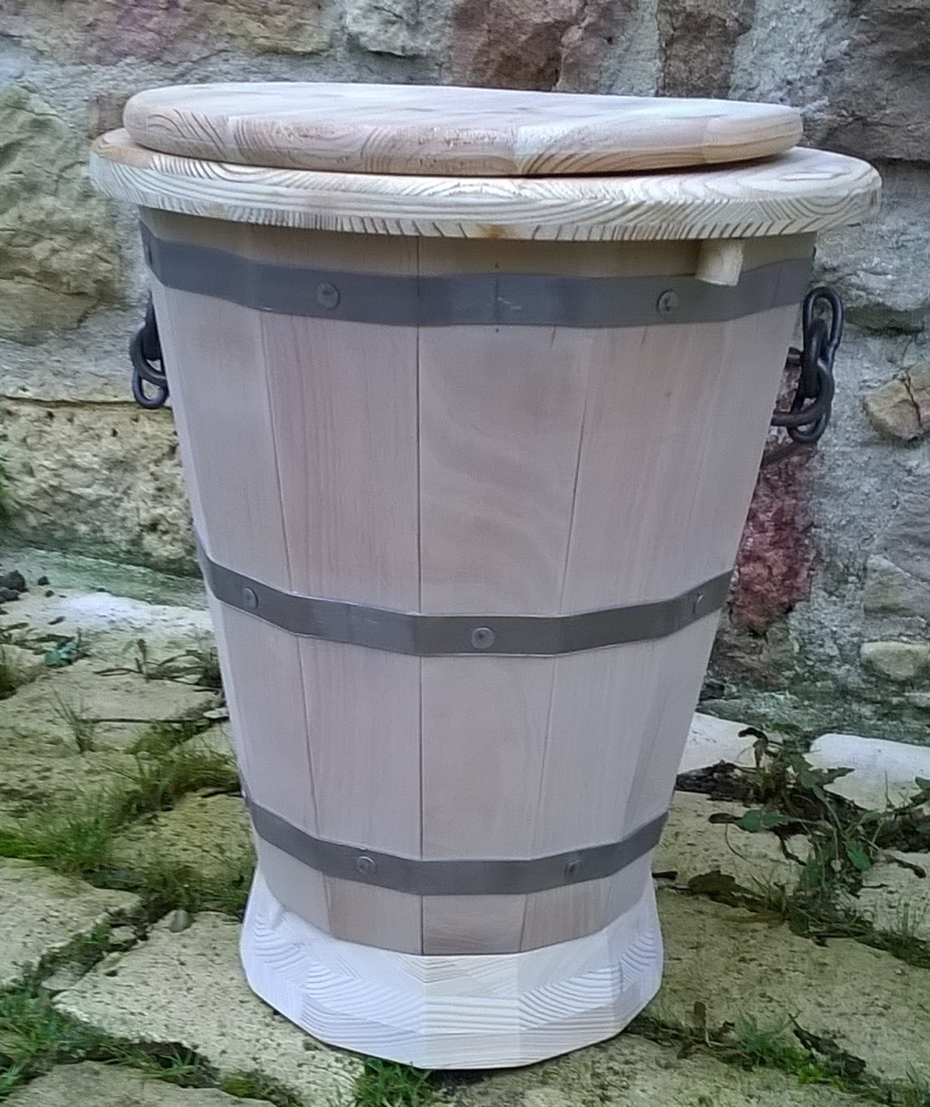 toilette seche ronde toilettes s ches vente de kit toilette s che cabane et wc de camping. Black Bedroom Furniture Sets. Home Design Ideas